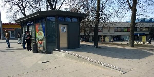 Lituania Vilnius Tbox